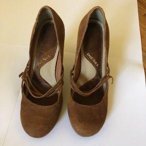 Diesel high heel shoes